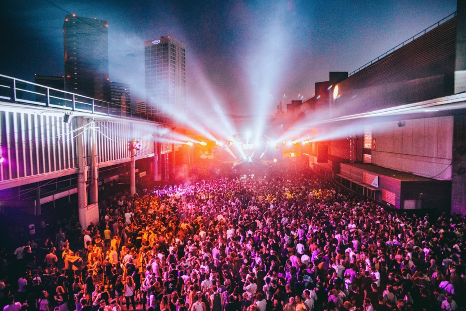 Sonar Barcelona Announced The First Group Of Artists For 2019 Edition