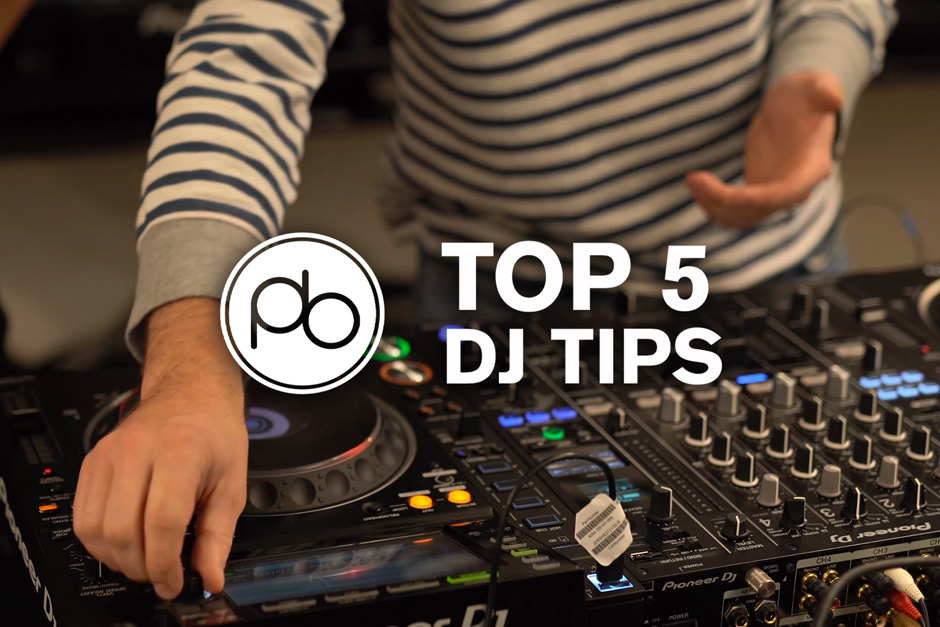 Get Point Blank's Essential Top 5 DJ Tips