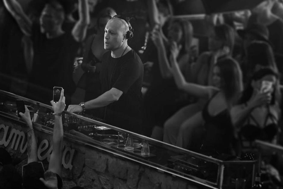 Marco Carola Publishes His Season's Closing Set At Amnesia Ibiza