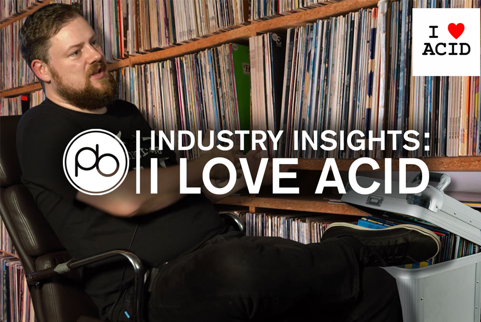 Industry Insights: How To Run A Vinyl Only Record Label With I Love Acid