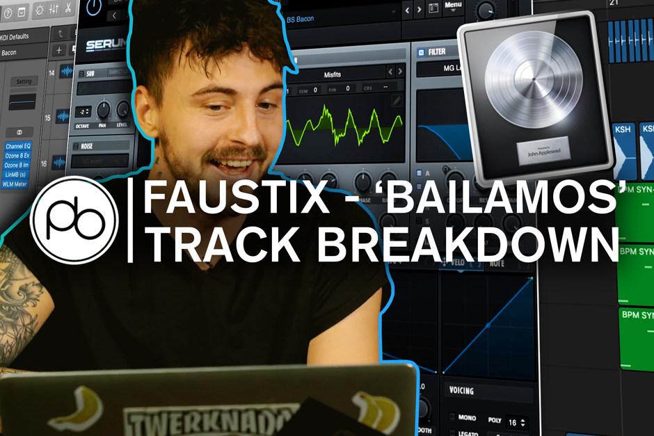 Learn How Make A Dancefloor Hit In Faustix & Point Blank's Latest Track Breakdown