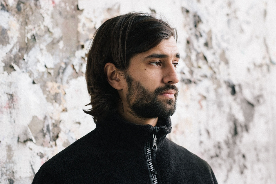Jeremy Olander Publishes New EP, 'Docks'