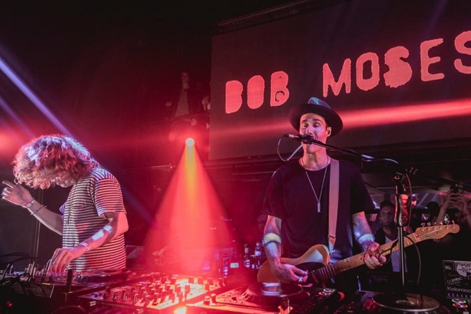 Bob Moses: Nostalgia, Humo Y Groove