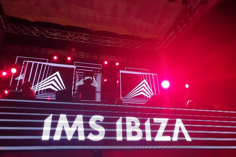 Lluvia De Estrellas Back-to-back En El IMS Ibiza 2019