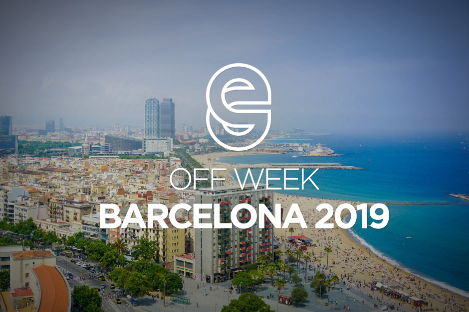 Guía Off Week 2019