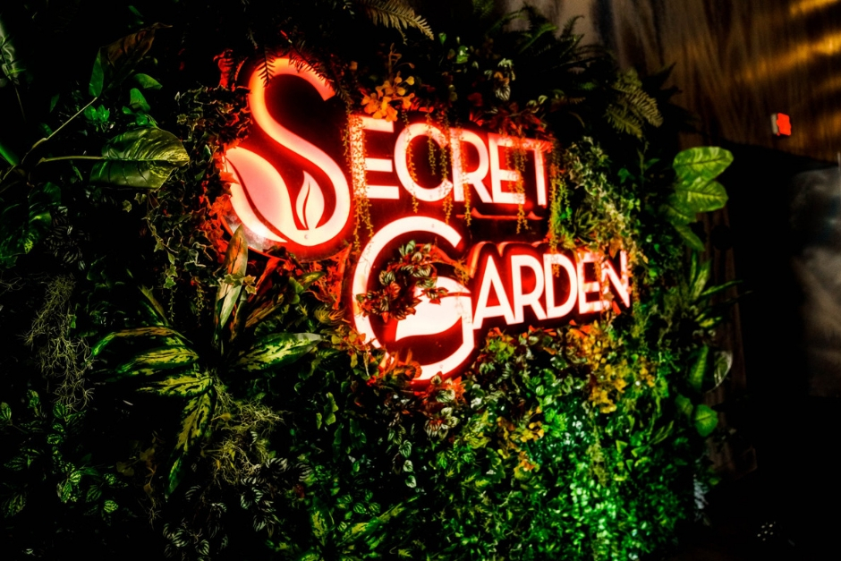 Secret Garden Returns For Its Halloween Edition