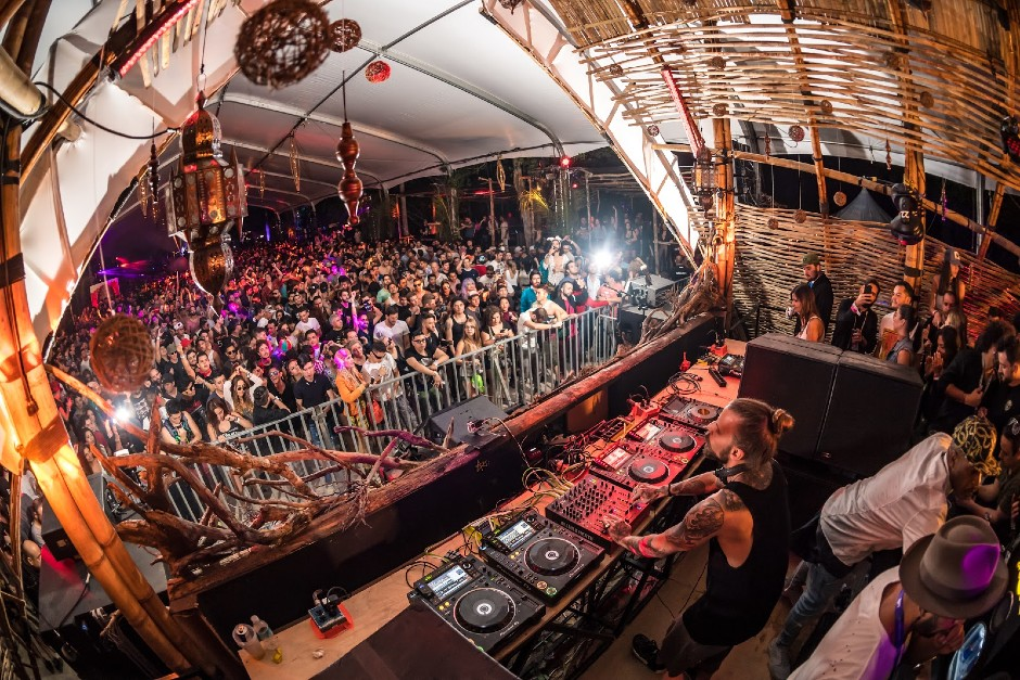 The BPM Festival includes over 100 DJs for its Costa Rica debut
