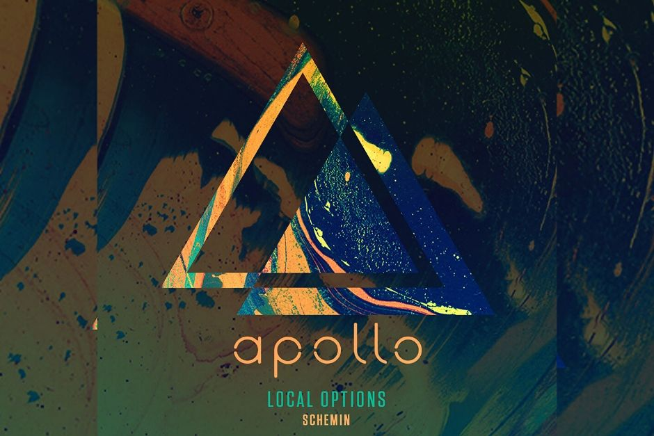 Local Options – Schemin – Apollo Music Group