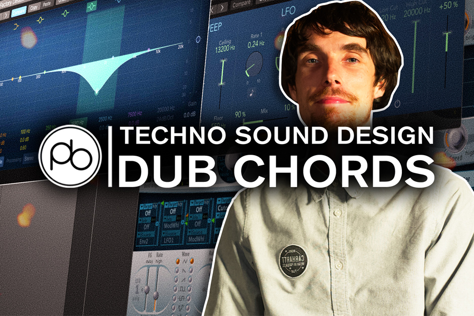 Techno Sound Design: How To Make A Dub Chord W/ Point Blank