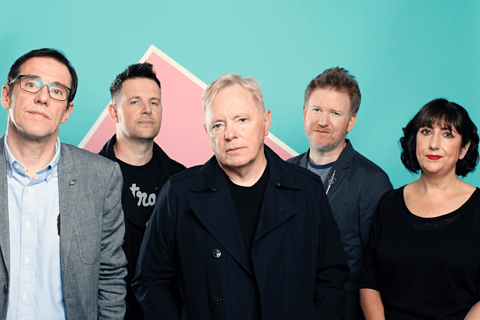 New Order Releases First Single In Five Years