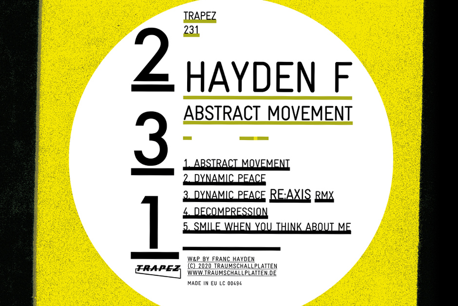 Hayden F – Abstract Movement – Trapez