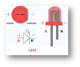 LED Polarity