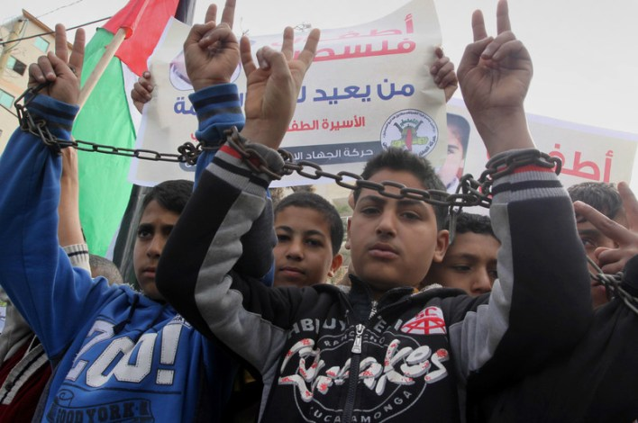 New Congressional Bill Advocates Justice for Palestinian Children