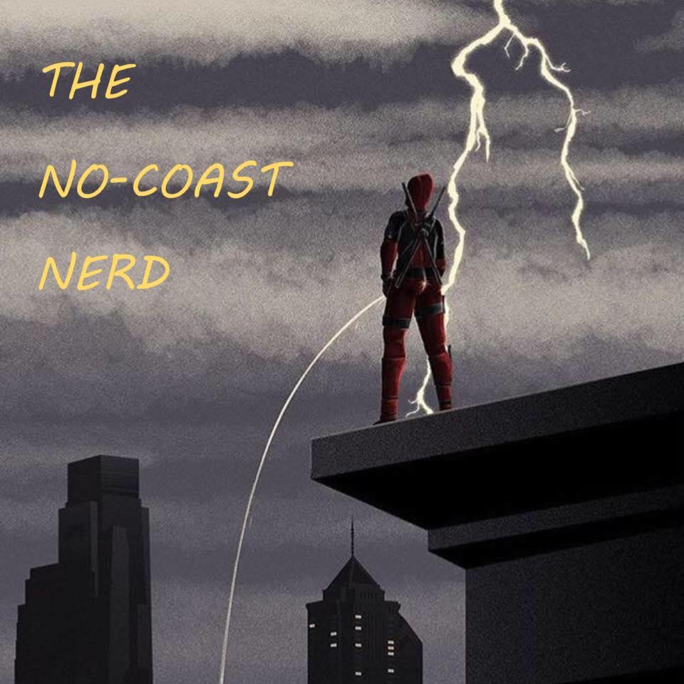 No-Coast Nerd Podcast Cover