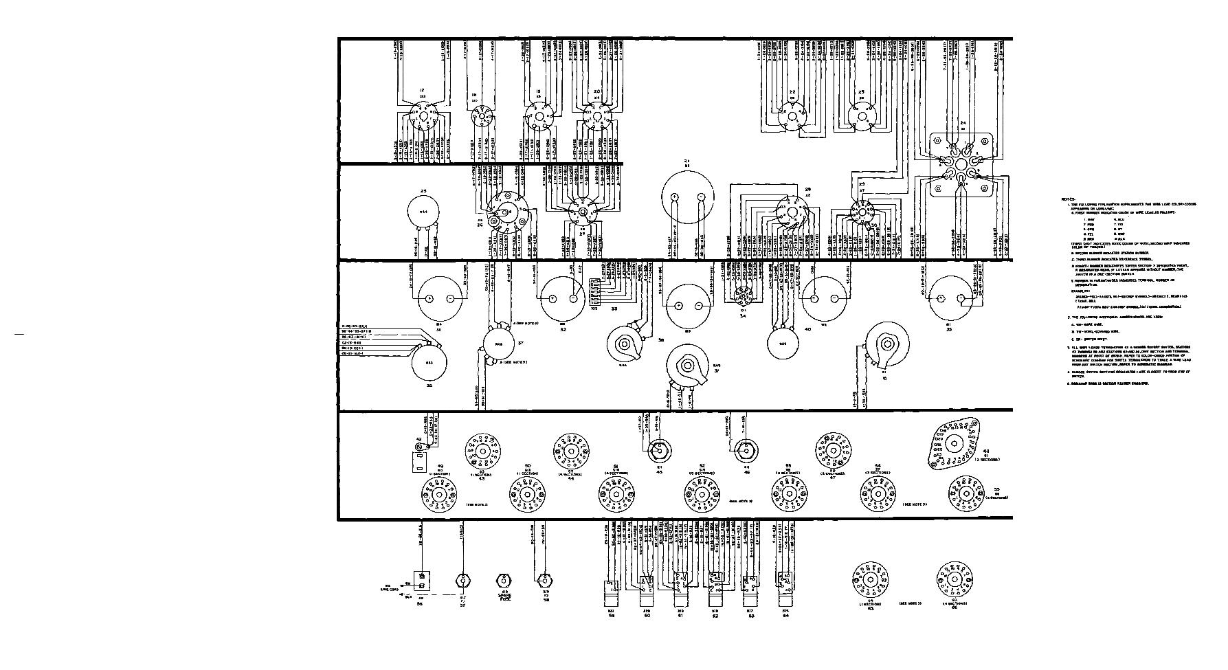 Figure 28 Electron Tube Tv 2 U Control And Instrument Panel Wiring Diagram
