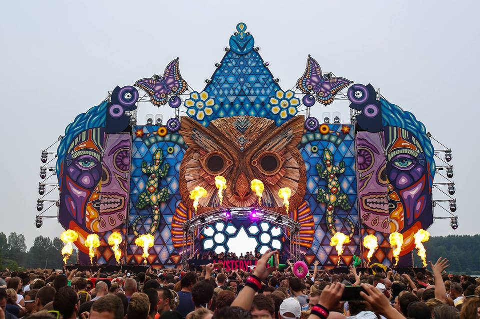 Mysteryland Holland 2013