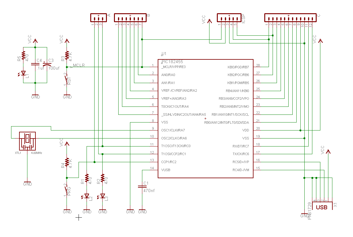 Pic Frequency Counter Project