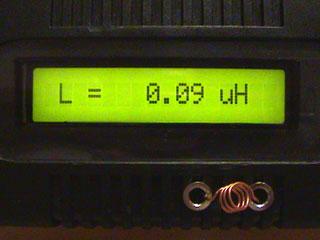 LC Meter Inductance Meter