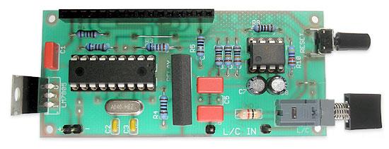 LC Meter Kit PCB