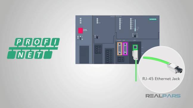 وصلةَ RJ-45 Ethernet