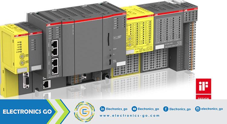 تطبيق عملي باستخدام متحكمات PLC من شركة ABB
