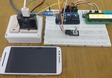 ترانزستور الأثر الحقلي ذو النوع JFET (حقوق الصورة: موقع electronics tutorials )