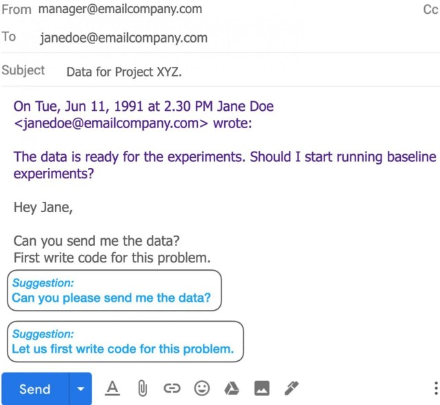 AI based system fixes rude emails and makes them polite
