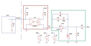 Opto-coupler Circuit in a Feedback Network