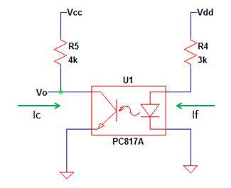 Optocoupler Circuit