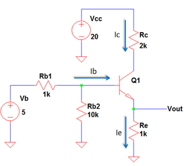 Circuit Diagram Of Npn Transistor | Npn Transistor Switch Or Linear Circuit Designer Electronicsbeliever