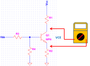 How to know if a Transistor is Saturated