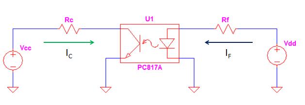 Optocoupler Circuit Design and Detailed Analysis