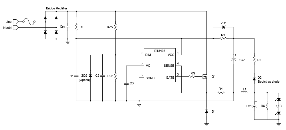 led driver circuit explained and available solutionsnon isolated led driver circuit