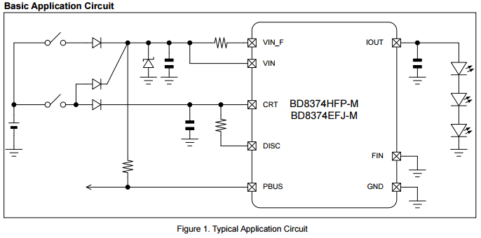 Led Light Driver Circuit Diagram | Led Driver Circuit Explained And Available Solutions