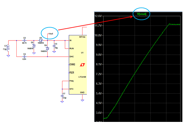 wireless charger receiver circuit