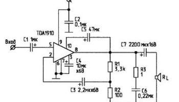 Superb 7W Audio Amplifier Based Tba810 Electronic Schematic Diagram Wiring Digital Resources Funapmognl