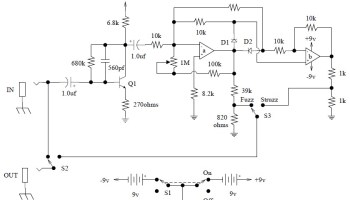 Enjoyable Vox Tone Bender Pedal Electronic Schematic Diagram Wiring Digital Resources Indicompassionincorg