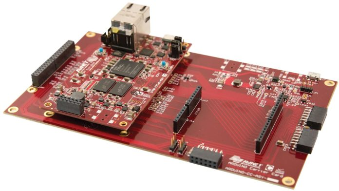 FPGA-powered IoT developer modules