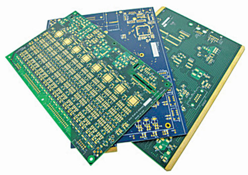 Multi-layer PCB (Credit: www.elprocus.com)