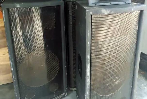 how to make dj sound box using crossover, dj sound box, crossover, soundbox