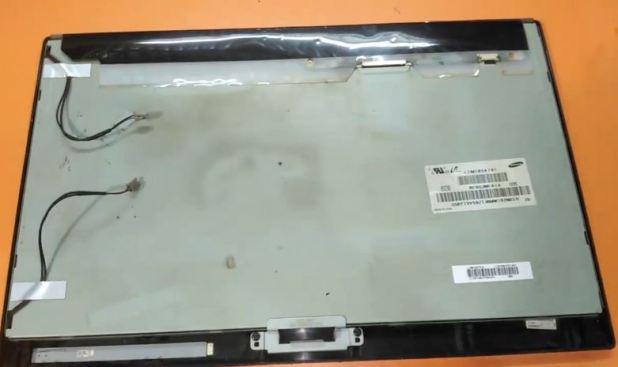 LCD panel repair