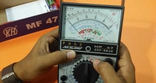 avo meter analog