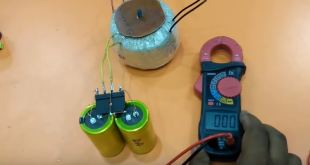 How to make half wave to center tap transformer