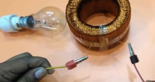 how to make toroidal transformer?