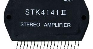 stk4141 circuit diagram