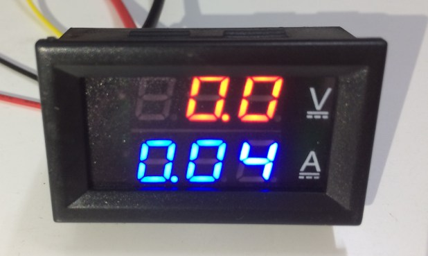 ampere meter voltmeter connection, electronics