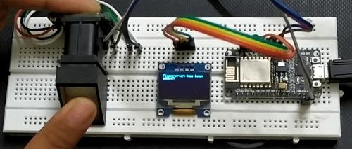 IoT Based Fingerprint Biometric Attendance System_User_registration3