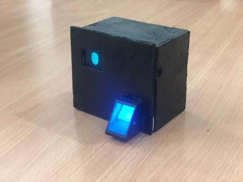 Portable IoT Based Fingerprint Biometric Attendance System using NodeMCU