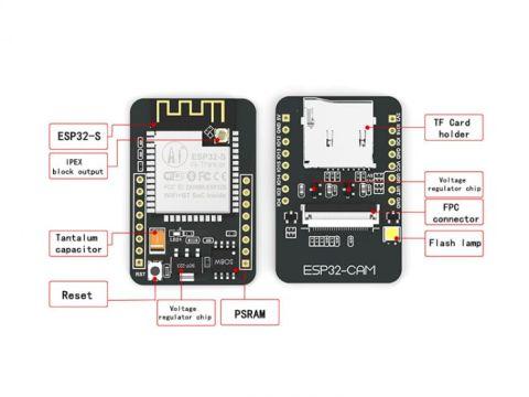 esp32-cam-components