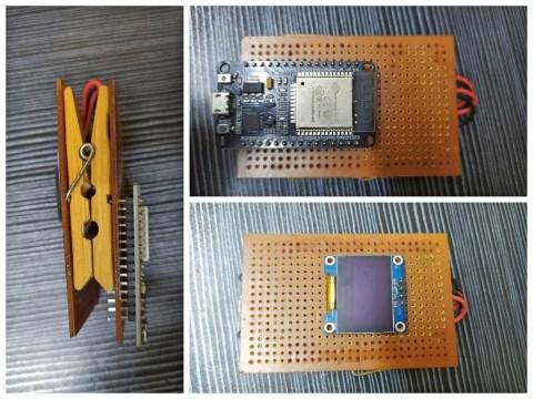 DIY Intellignet pulse oximeter